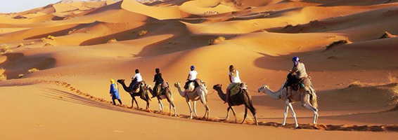 2 Days Tour Fes to Desert